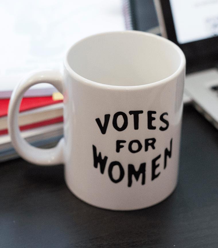 Taza Votes for women