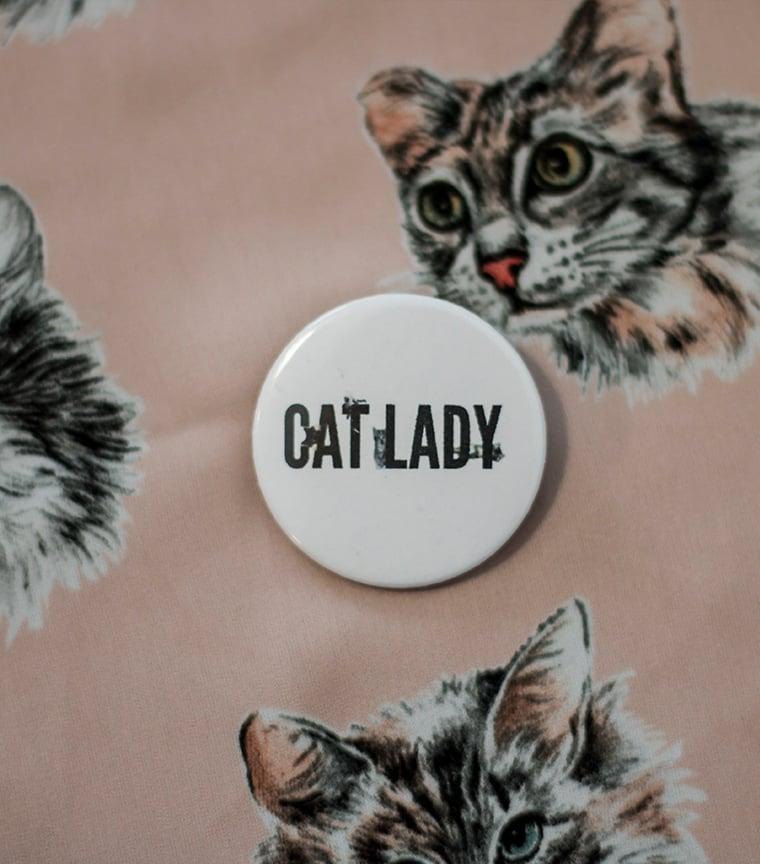 Chapa Cat Lady