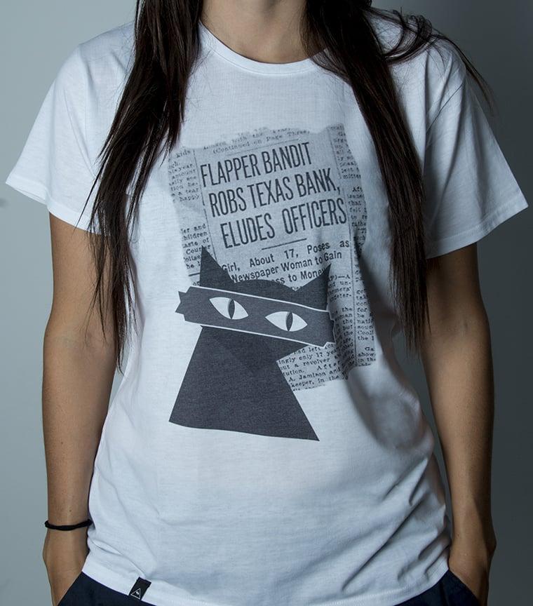 Camiseta Flapper