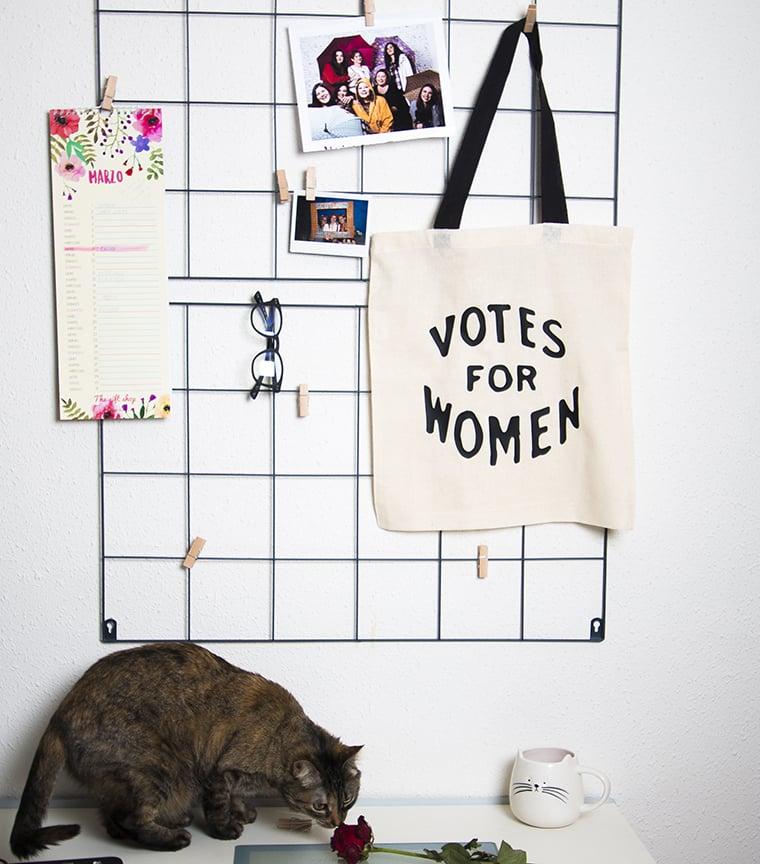 bolsa votes for women