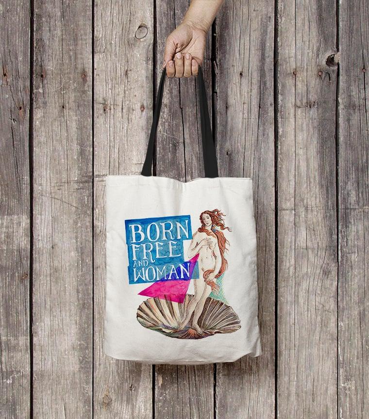 Bolsa Born Free