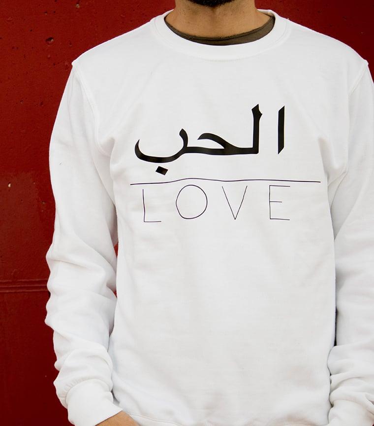 Sudadera Love