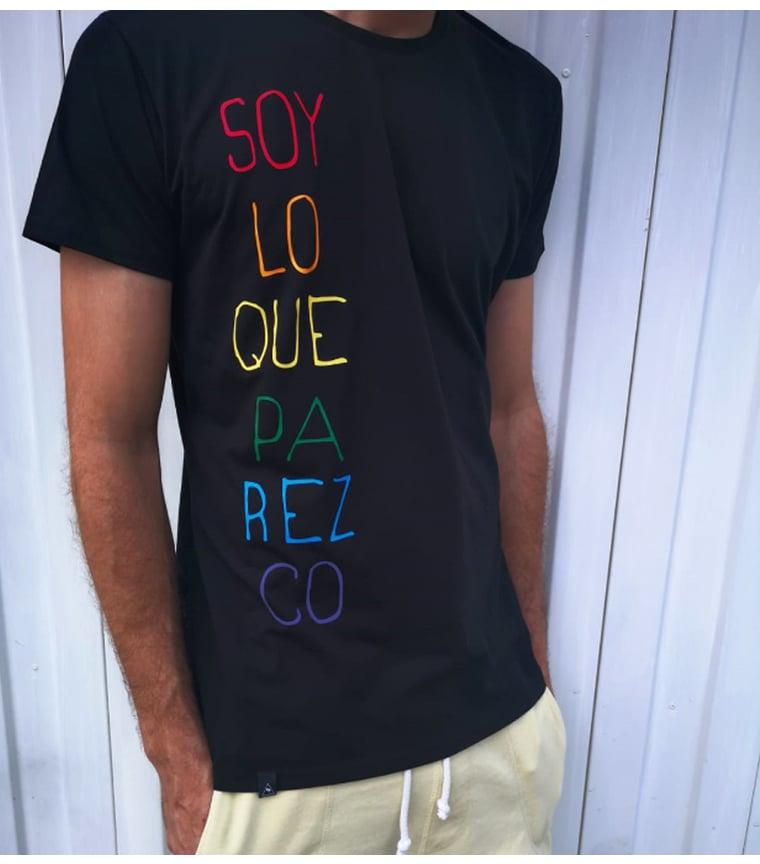 Camiseta Soy Lo Que Parezco Pride