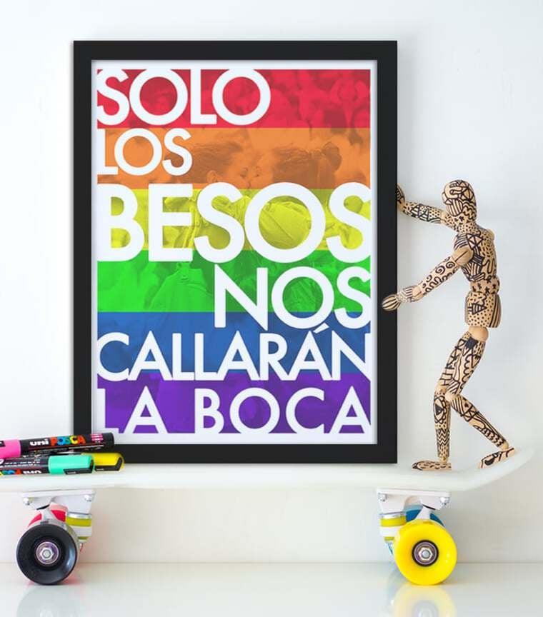Poster Pride Personalizable